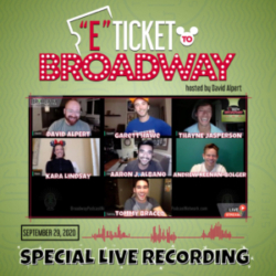 E-Ticket to Broadway - Extra Magic Episode #4 - Newsies Edition
