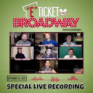 E-Ticket to Broadway - Extra Magic Episode #4 - Newsies Edition