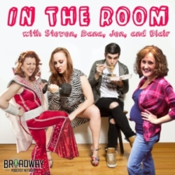 In the Room with Steven and Dana - Gettin' Cozy With Castmates: KINKY BOOTS (feat. Jen Perry & Blair Goldberg)