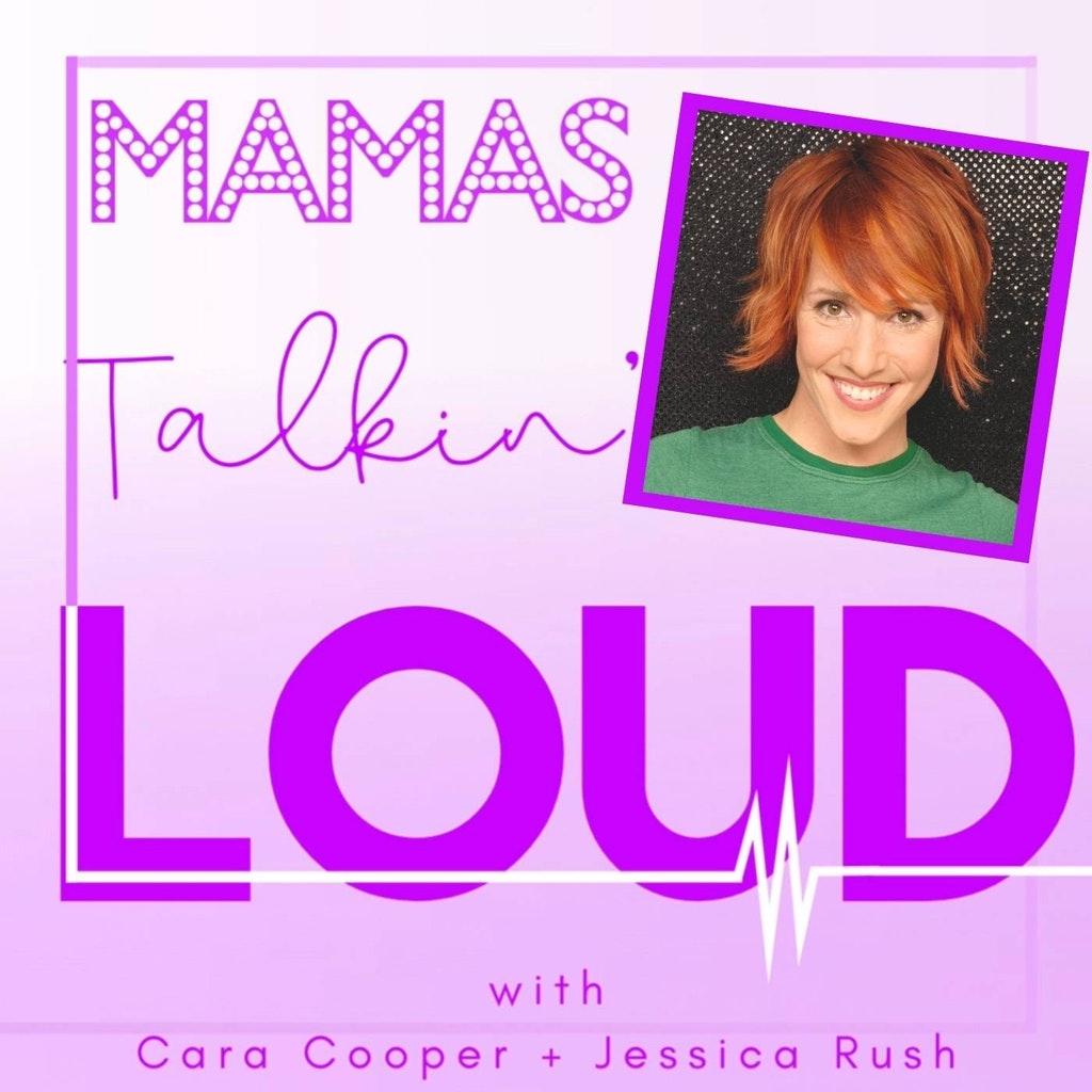 Mama's Talkin' Loud - #43 - Lisa Gajda, Move On
