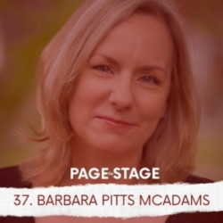 Page to Stage with Mary Dina - 37 - Barbara Pitts McAdams, Deviser/Educator