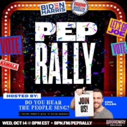 Do You Hear The People Sing - Pep Rally