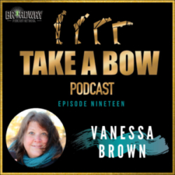 Take A Bow - #19 - Wrangle-town with Vanessa Brown