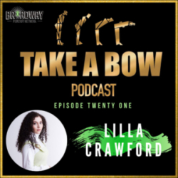 #21 - From The Orphanage to Grandmother's House, Lilla Crawford