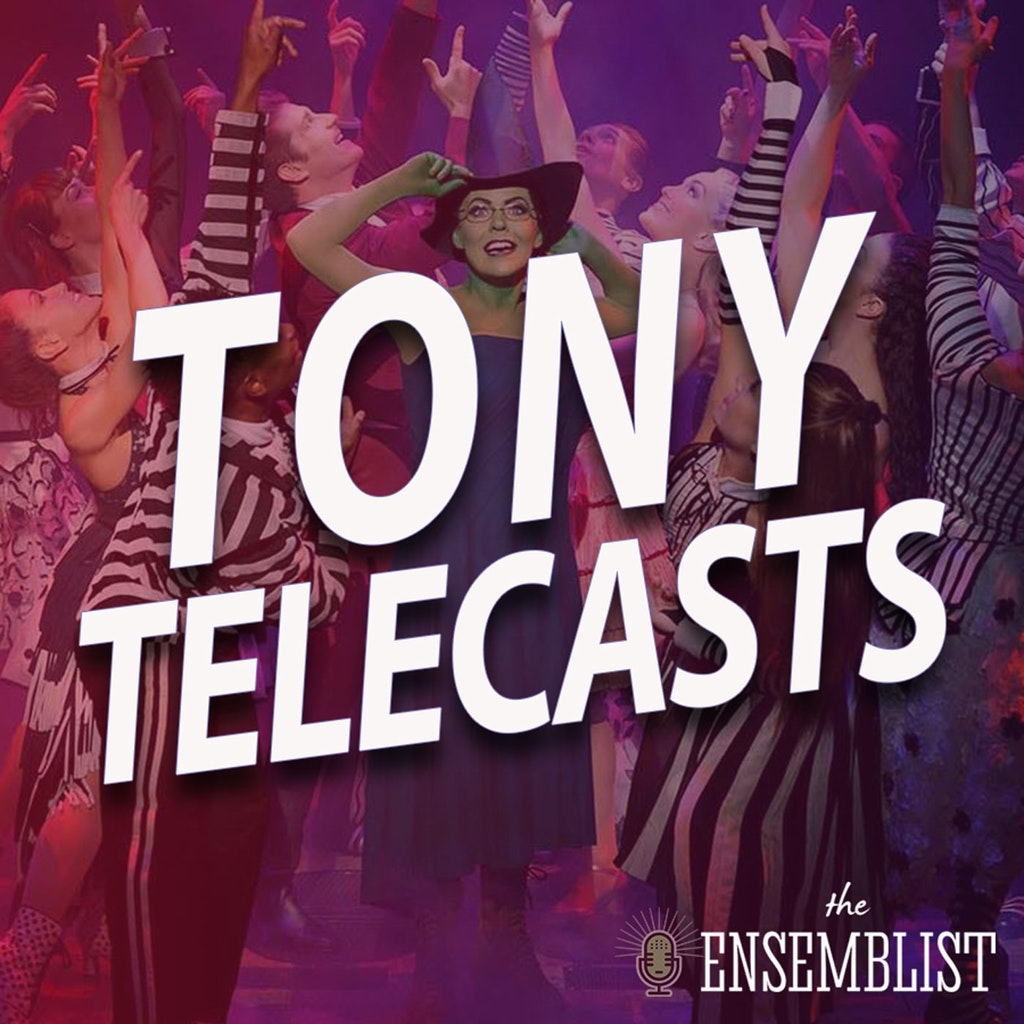 The Ensemblist - #396 - Tony Telecasts (2003 - Avenue Q, The Boy from Oz