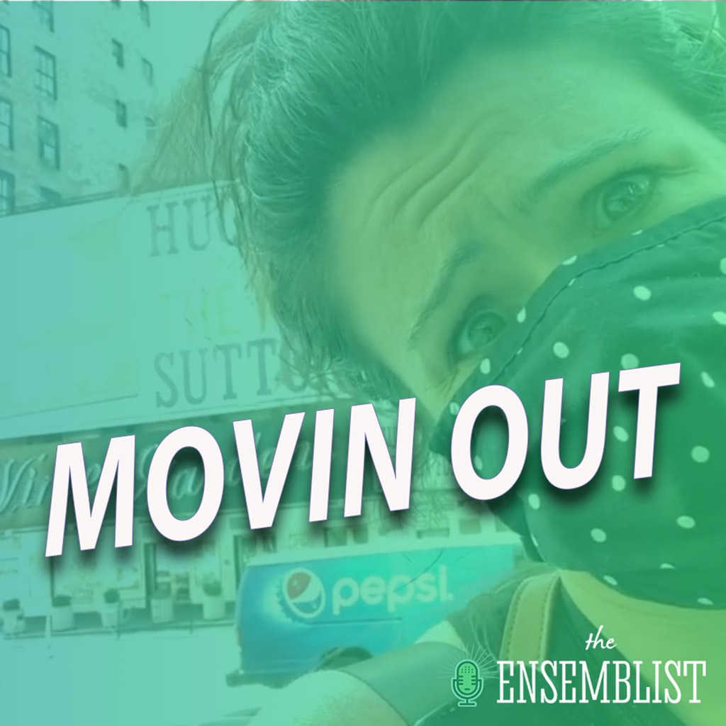 The Ensemblist - #400 - Movin Out (feat. Natalie Charle Ellis)