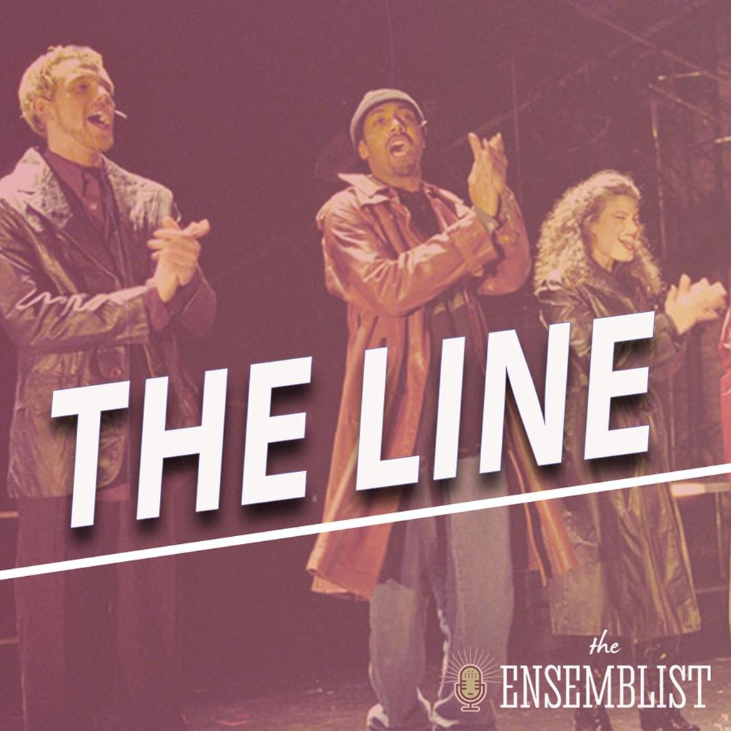 The Ensemblist - #402 - The Line (Rent - feat. Andy Señor Jr.)