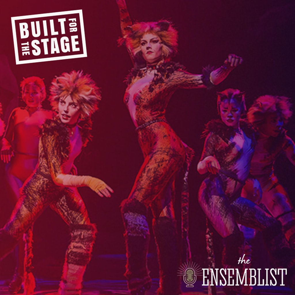 The Ensemblist - #406 - Built for the Stage University (feat. Christine Cornish Smith)