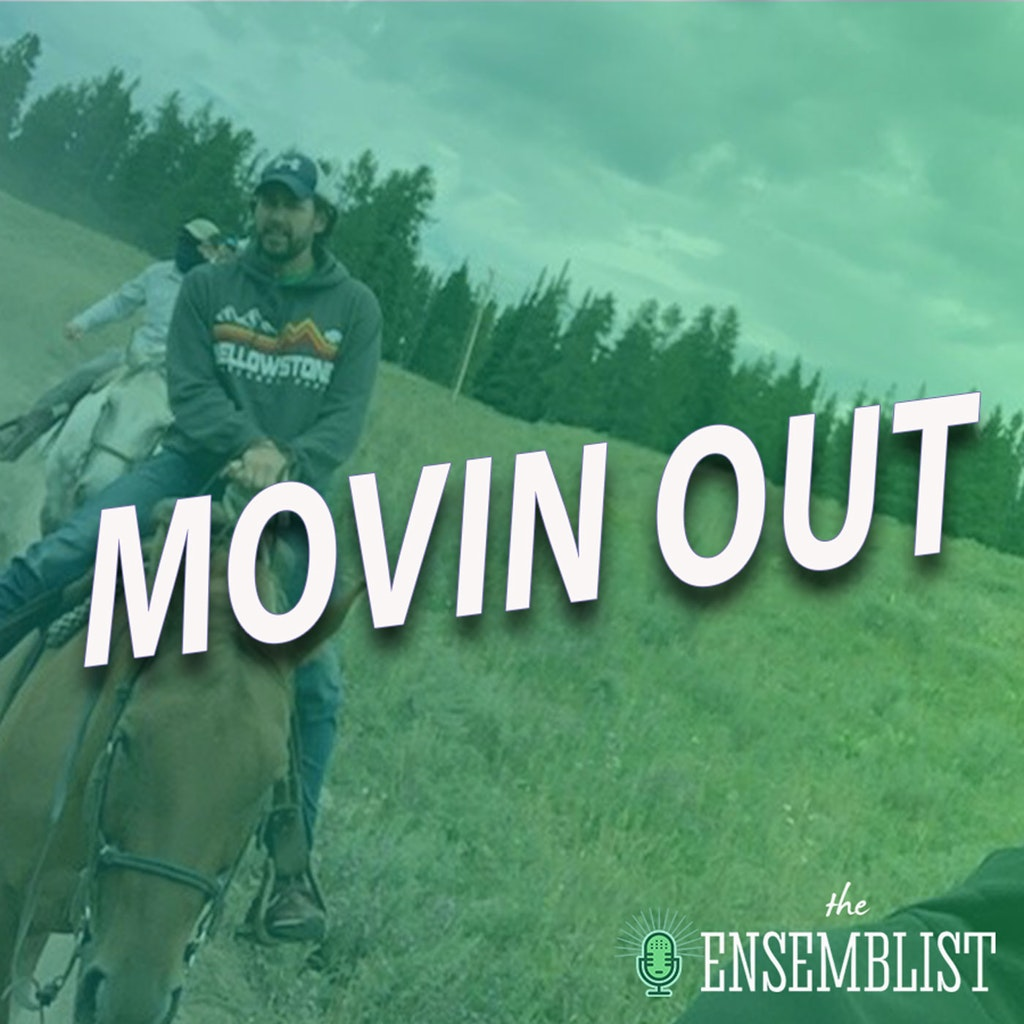 The Ensemblist - #409 - Movin Out (feat. Barrett Martin)