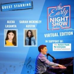 The Early Night Show - S5 Ep10 - Alexa Lasanta, Sarah McKinley Austin