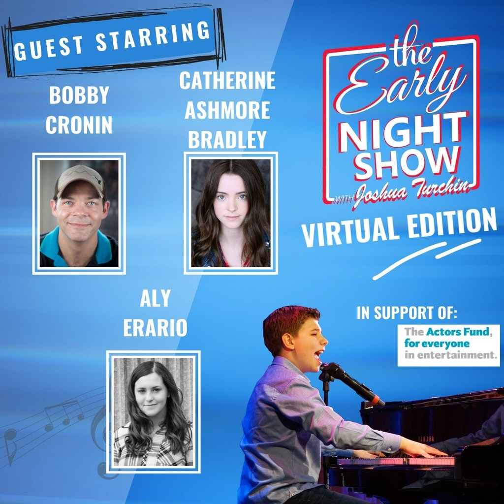 The Early Night Show - S5 Ep7 - Bobby Cronin, Catherine Ashmore Bradley, Aly Erario
