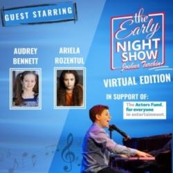 The Early Night Show - S5 Ep8 - Audrey Bennett, Ariela Rozentul