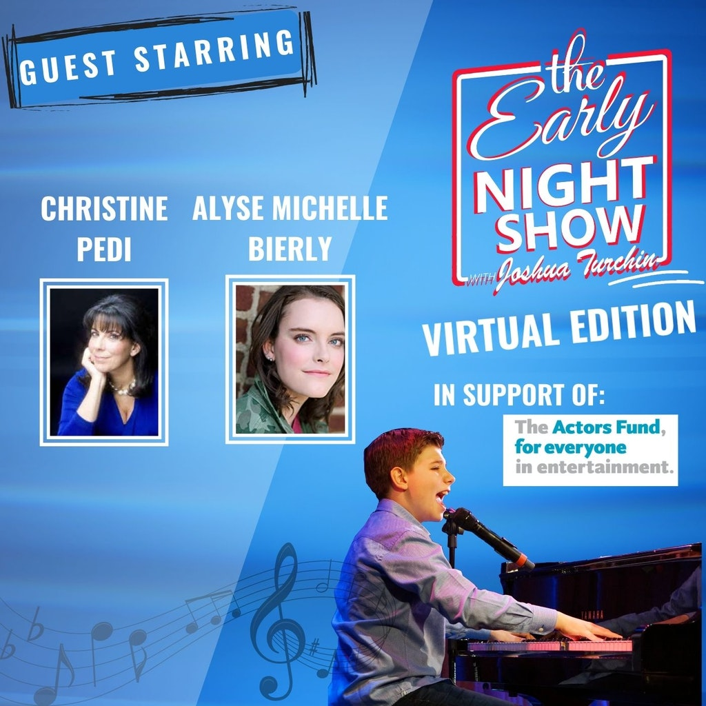 The Early Night Show - S5 Ep9 - Christine Pedi, Alyse Michelle Bierly