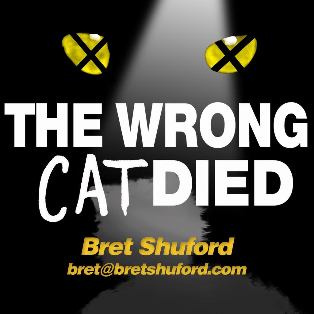 The Wrong Cat Died - Ep28 - Bret Shuford, Swingleshanks