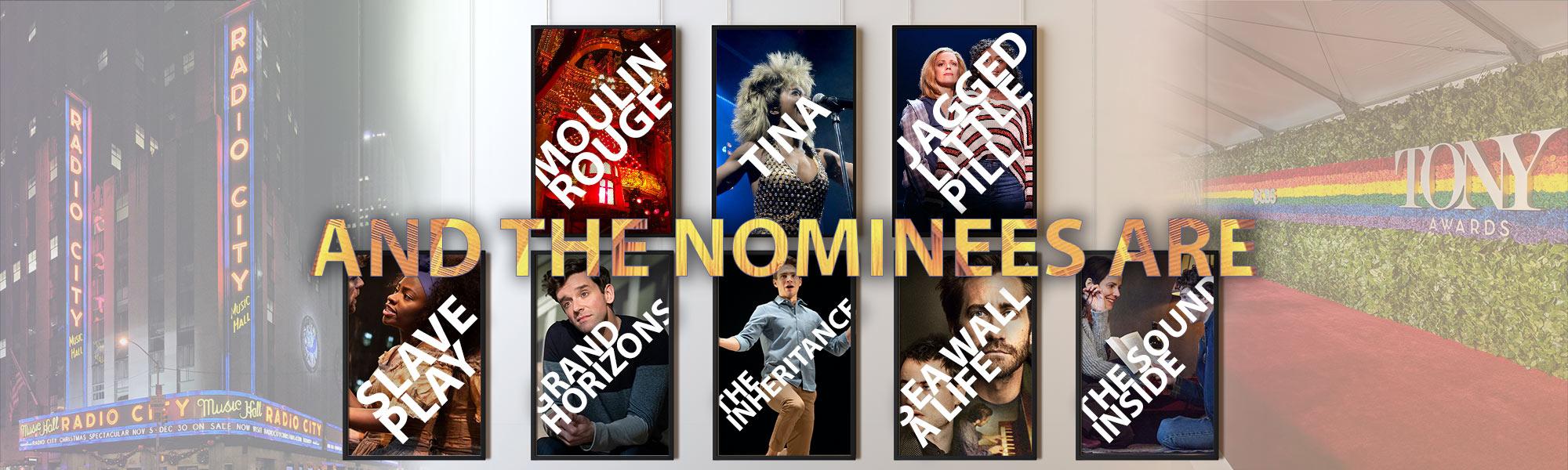 The Tony Awards 2020 Nominations