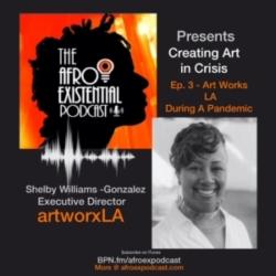 ART WORKS LA ... IN A PANDEMIC!