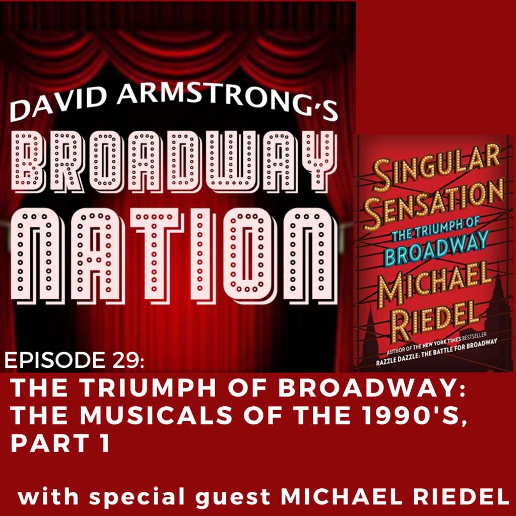 David Armstrong's Broadway Nation