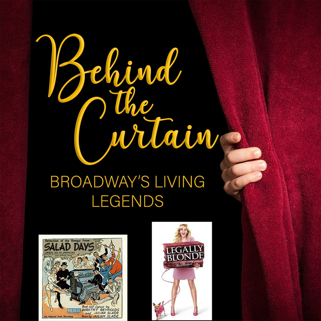 Behind The Curtain Our Favorite Things #240: Salad Days & Legally Blonde