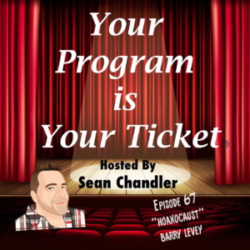 Ep 67 Your Program Is Your Ticket Logo Registered Trademark