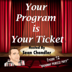Ep 72 Your Program Is Your Ticket Logo Registered Trademark