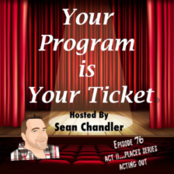 Ep 76 Your Program Is Your Ticket Logo Registered Trademark