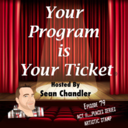Ep 79 Your Program Is Your Ticket Logo Registered Trademark