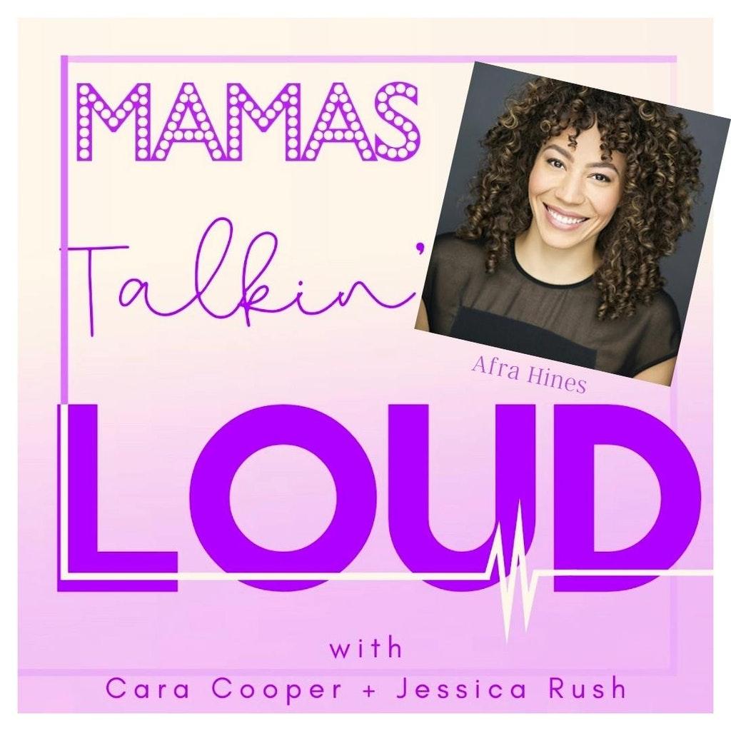 Mama's Talkin' Loud - BONUS-Afra Hines, Birth in the Time of Corona