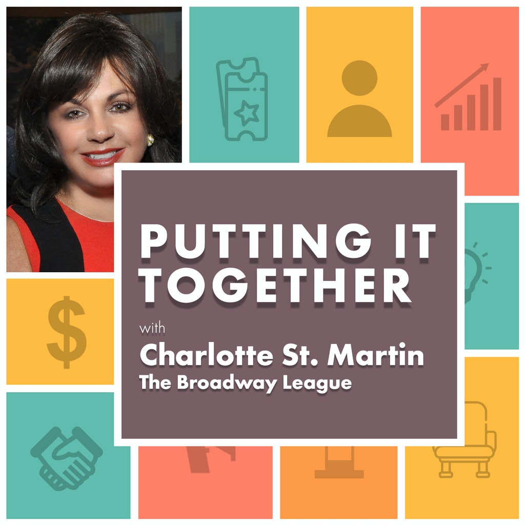 Putting it Together - Charlotte St. Martin, The Broadway League