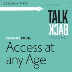 S2 #4 Sarah and Caroline talk about Access at Any Age