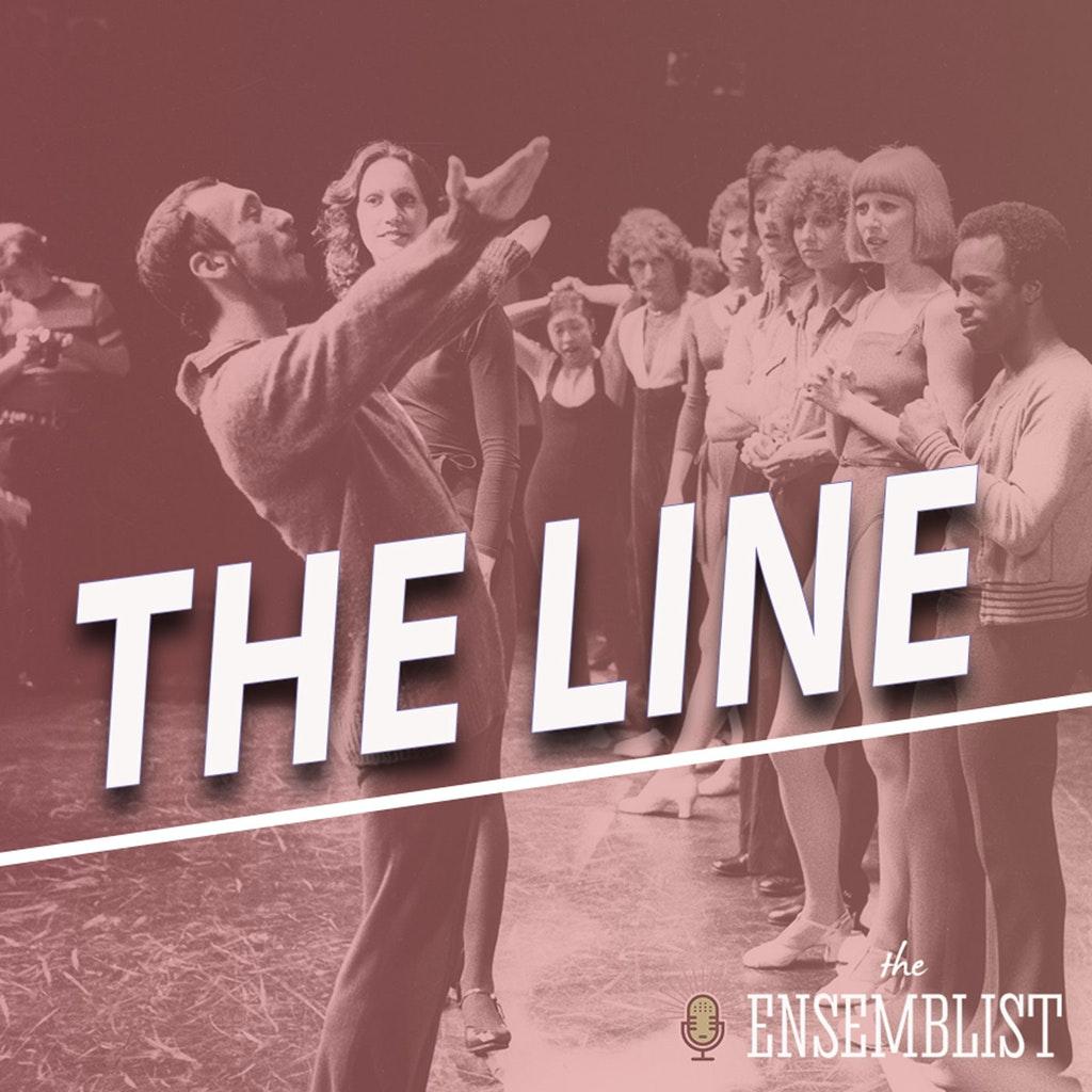 The Ensemblist - #412 - The Line (A Chorus Line - feat. Francine Espiritu)