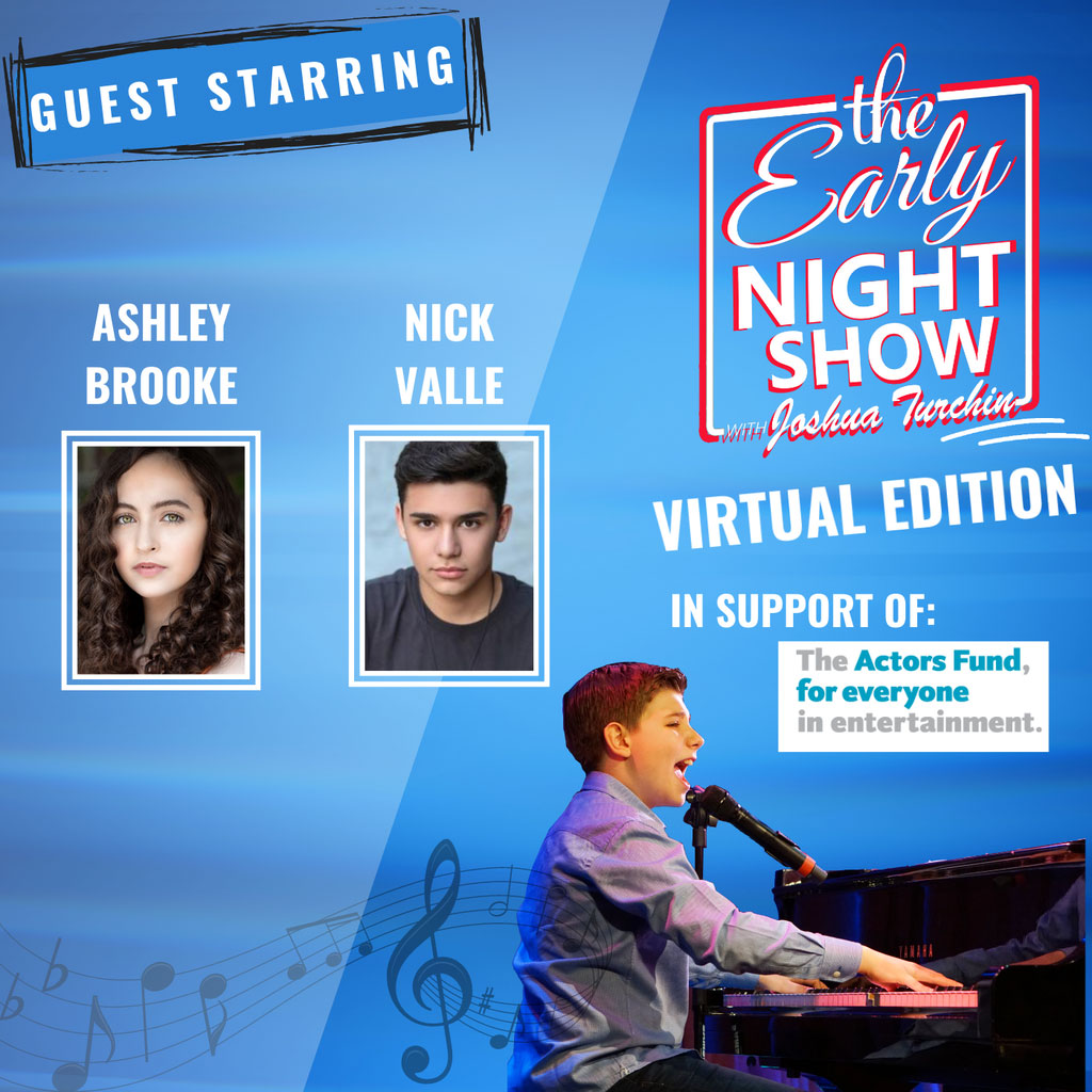 The Early Night Show - S5 Ep11 - Ashley Brooke, Nick Valle