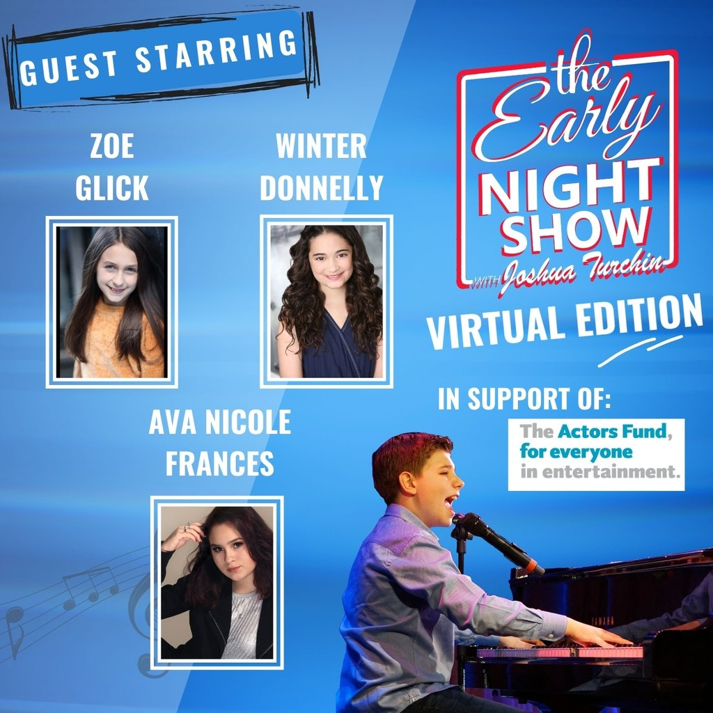 The Early Night Show - S5 Ep12 – Zoe Glick, Winter Donnelly, Ava Nicole Frances