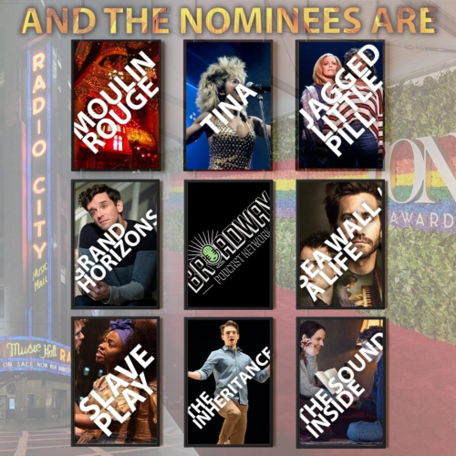The Tony Awards 2020 - On the Broadway Podcast Network