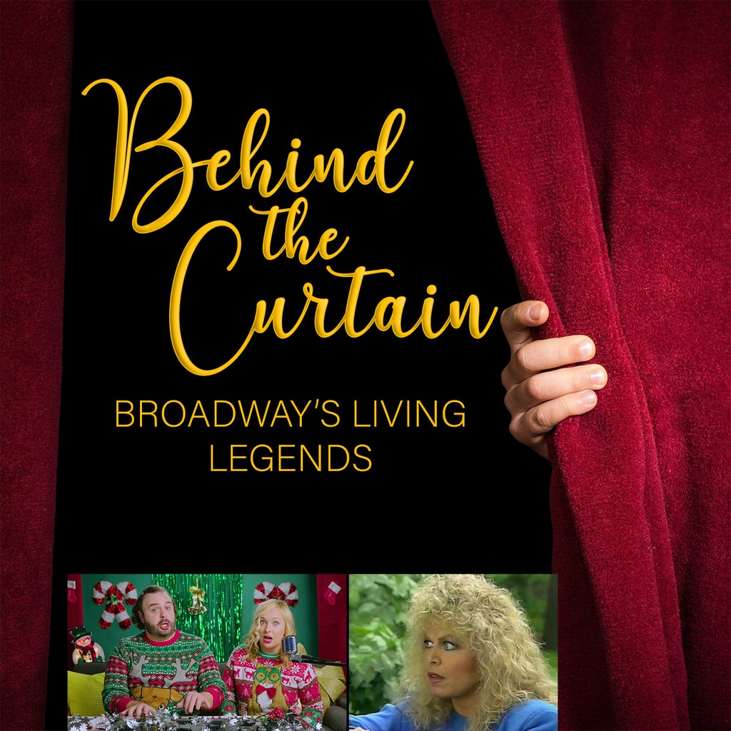 Behind the Curtain - Our Favorite Things #246: Adventcaroldnr & Fitness Walking with Sally Struthers