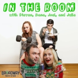 In The Room Gettin' Cozy With Castmates: ADVENTCAROLNDAR -Joel and Julia