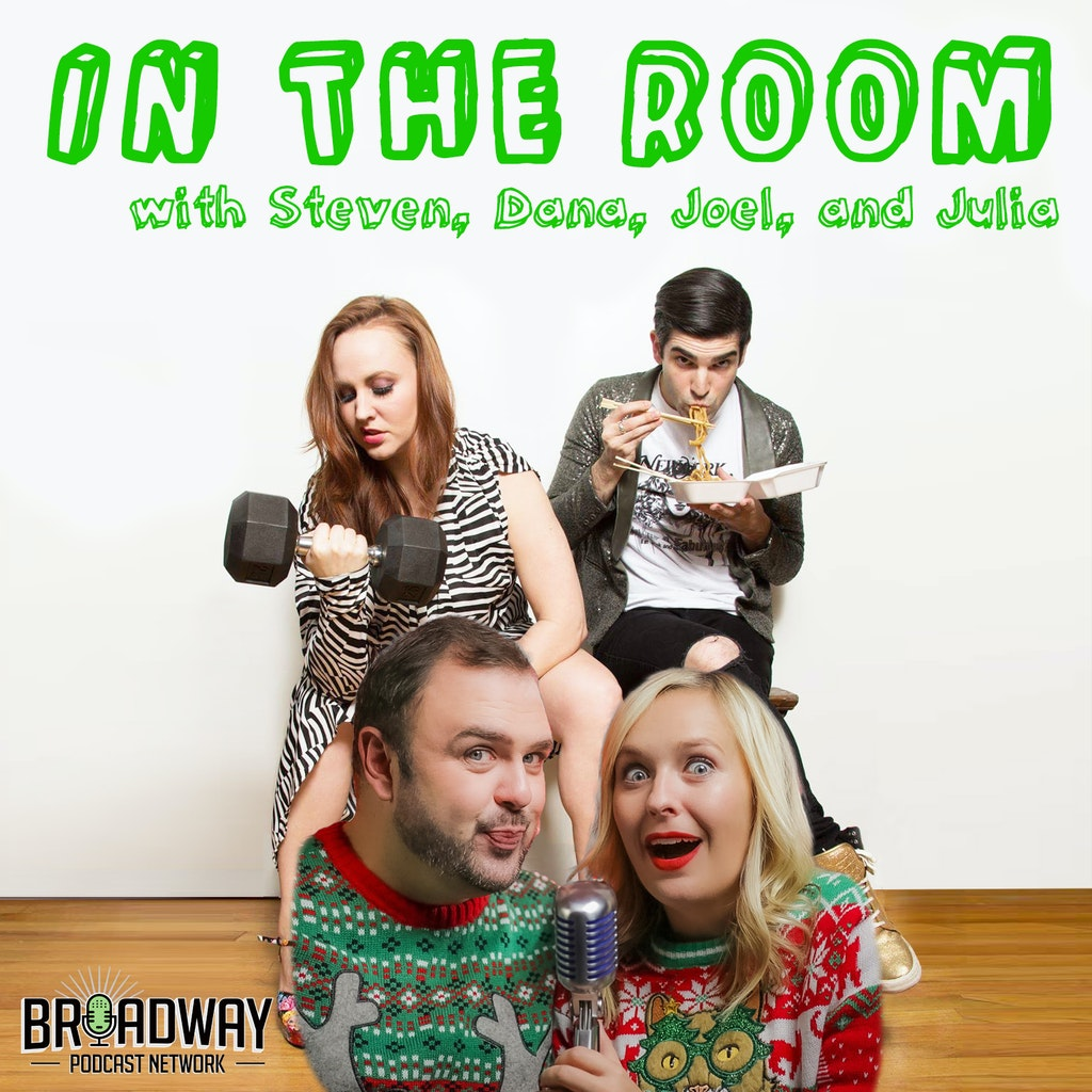 In the Room with Steven and Dana