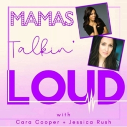 Mama's Talkin' Loud - #49 - De'Adre Aziza & Jennifer Sanchez, From Cradle to College