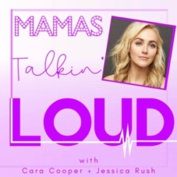 Mama's Talkin' Loud - #50 - Betsy Wolfe, Saying Yes After Baby