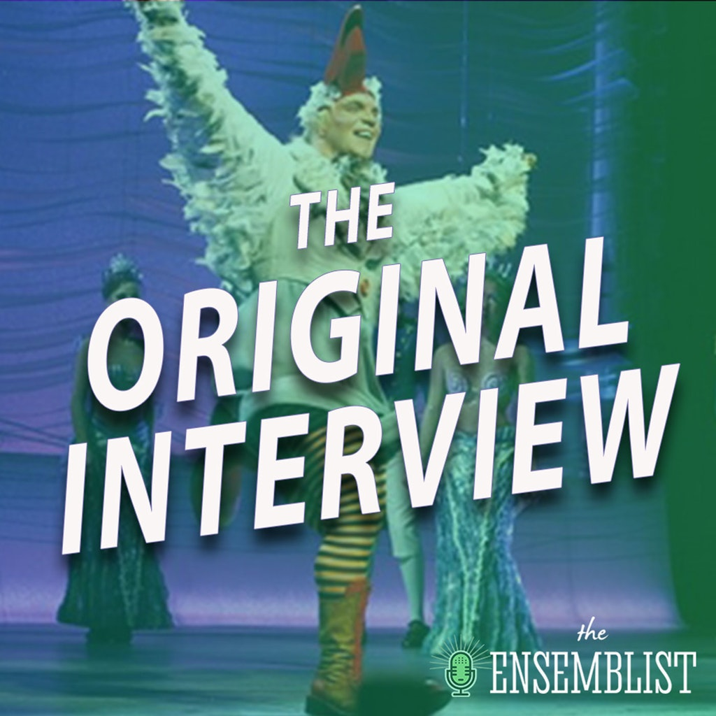 The Ensemblist - #440 - The Original Interview (feat. Eddie Korbich)