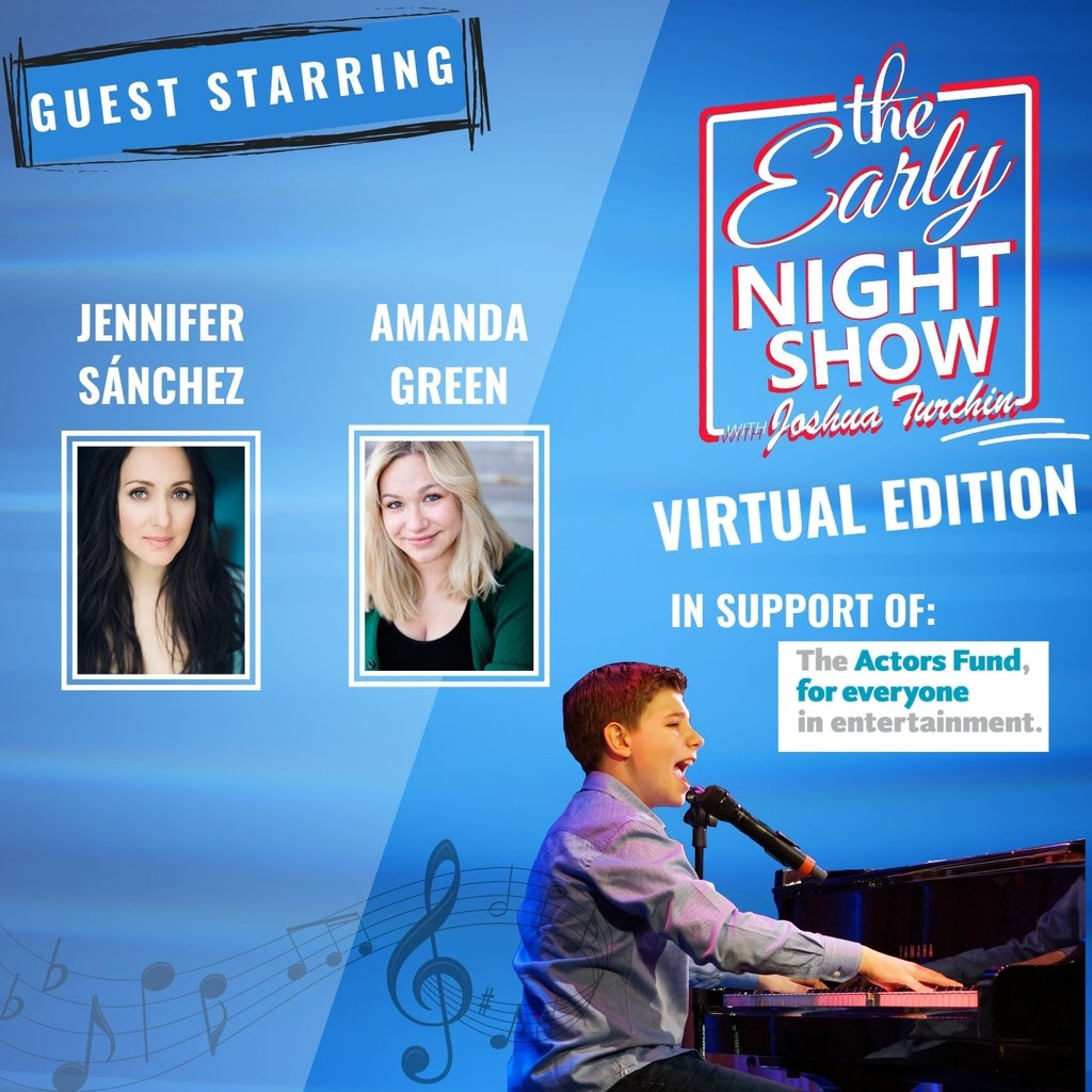 The Early Night Show - S5 Ep14 - Broadway star Jennifer Sánchez, Amanda Green
