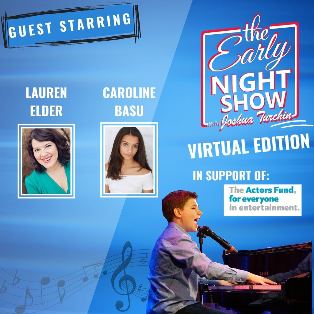The Early Night Show - S5 Ep15 - Lauren Elder and Caroline Basu