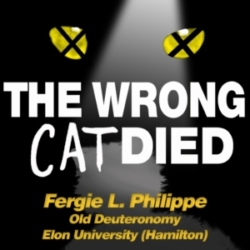 The Wrong Cat Died - Ep32 - Fergie L. Philippe