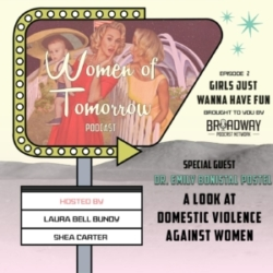 """#2 – """"GIRLS JUST WANNA HAVE FUN"""" — A LOOK AT DOMESTIC VIOLENCE AGAINST WOMEN"""
