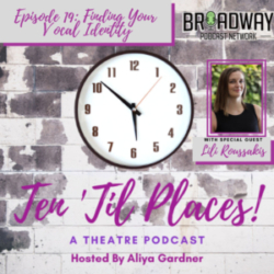 Ten Til Places - Episode 19: Finding Your Vocal Identity with Lilli Roussakis