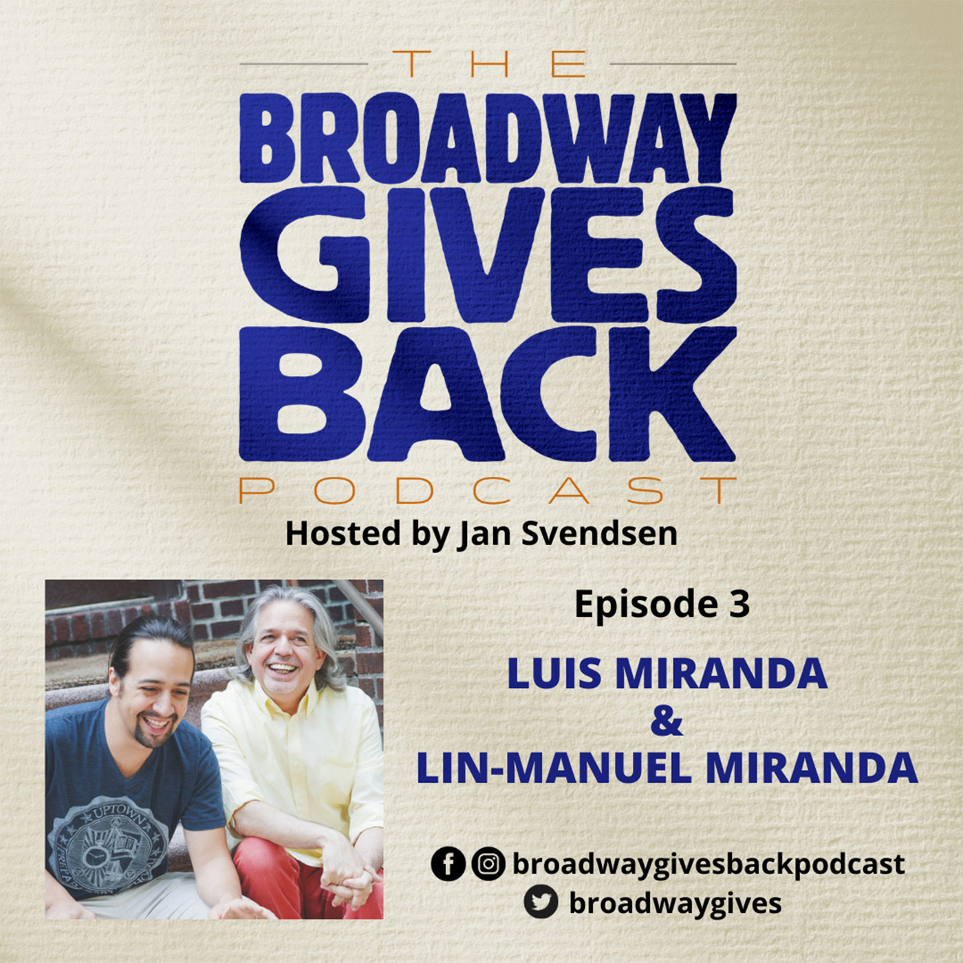 Broadway Gives Back - Ep3 Mirandas