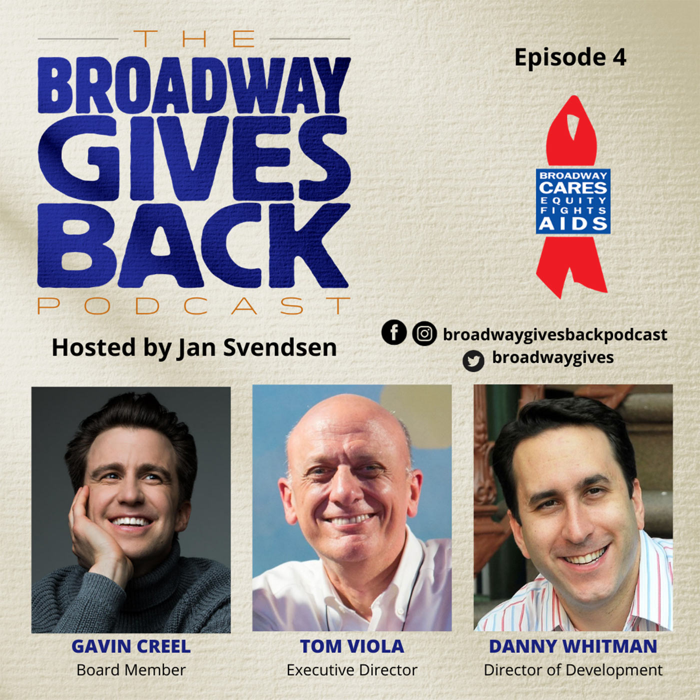 Broadway Gives Back - Ep4