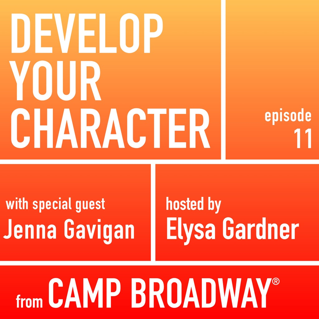 Develop Your Character - #11 - Jenna Gavigan