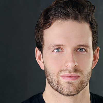 Joe Carroll - headshot