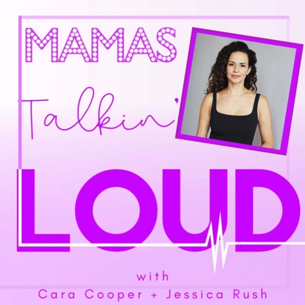 """Mama's Talkin' Loud - #52 - Mandy Gonzalez, """"Fearless"""""""