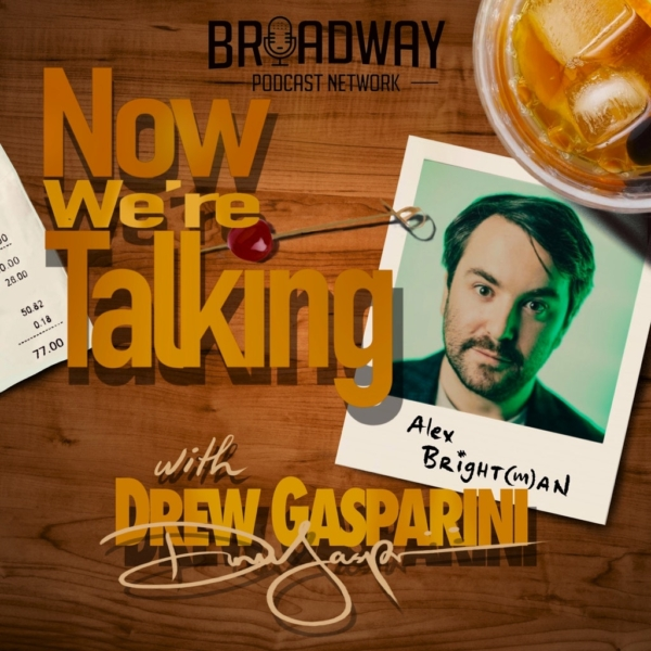 """Ep 1 - Alex Brightman: """"A House With an Ass On It"""""""